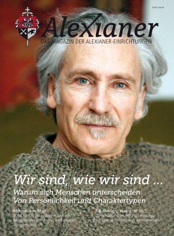 Alexianer Magazin 2/2010 - Alexianer Krankenhaus GmbH