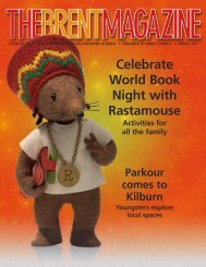 Celebrate World Book Night with Rastamouse - Brent Council