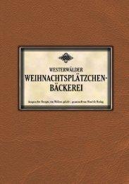 Titel Front - SPD Westerwald