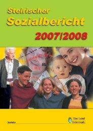 Steirischer Sozialbericht 2007/2008 - Sozialserver Land Steiermark
