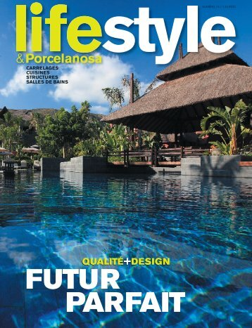 Lifestyle 16 coverB FR .indd - Porcelanosa