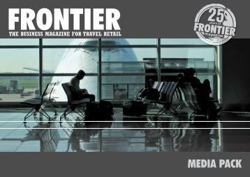 MEDIA PACK - Frontier Magazine