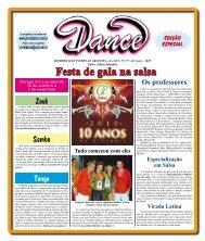 Ed. 177 - Out/2010 - Agenda da Dança de Salão