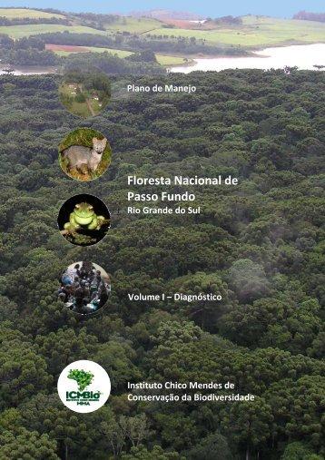 Floresta Nacional de Passo Fundo - ICMBio