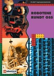ROBOTENE RUNDT OSS - MikroVerkstedet
