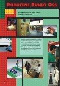 ROBOTENE RUNDT OSS - MikroVerkstedet - Page 4