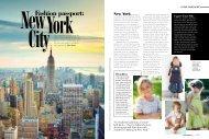 Fashion passport: - Alice Stolz