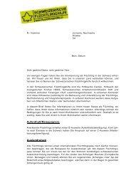 Aufenthalt/Reisepapiere Auslandreisen - Integration
