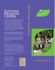 Summer Passport Camps - Hawken School