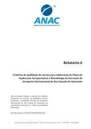 Relatório 6 - Anac