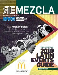 Your POCKET GUIDE to the best Latino events in NYC ... - NYC.gov