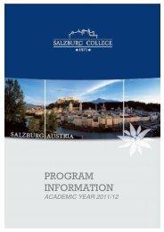 salzburg college - UCF Study Abroad