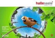 Umweltkalender 2012 - Halle - Stadt Halle (Saale)