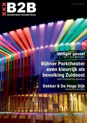 Bijlmer Parktheater even kleurrijk als bevolking Zuidoost - B2B ...