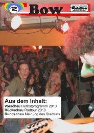 PDF / 2953 kB - Bow Online Web - Das Archiv der Zeitschrift des ...