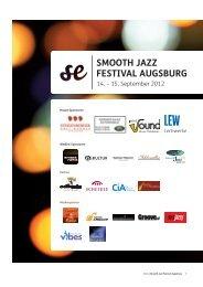 Smooth Jazz Festival Augsburg 2012