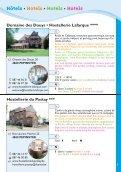 Hôtels • Hotels • Hotels • Hotels - Maison du tourisme du Pays de ... - Page 3