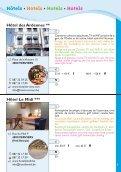 Hôtels • Hotels • Hotels • Hotels - Maison du tourisme du Pays de ... - Page 5