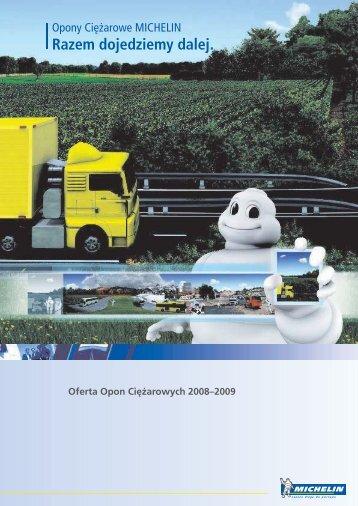 Katalog opon Michelin - Oponex