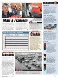 Kurz bezpečné jízdy - Svět motorů - Auto.cz - Page 5