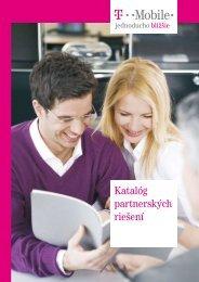 Stiahnite si Katalóg partnerských riešení - Telekom