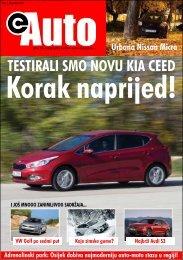 TESTIRALI SMO NOVU KIA CEED - e-Automagazin