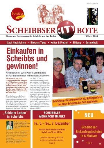 Einkaufen in Scheibbs und gewinnen! - Stadtgemeinde Scheibbs