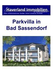 Parkvilla - Haverland Immobilien Soest