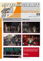 KW03 - Stadt Elzach