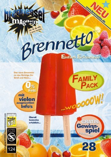 brennessel magazin Juli 2005