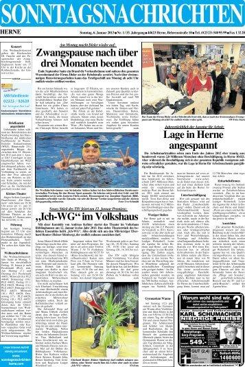 Ausgabe Nr. 2 - Sonntagsnachrichten