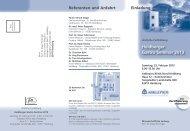 Heidberger Gastro Seminar 2013 - Dr. Falk Pharma GmbH