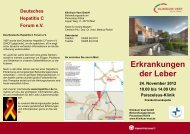 Programm - Deutsche Leberhilfe eV