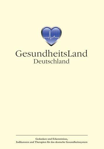 GesundheitsLand Deutschland - PR Presseverlag Süd GmbH