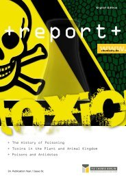 + The History of Poisoning + Toxins in the Plant and Animal ...