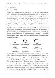 6. Aromaten 6.1 Aromatizität - Organische Chemie - Christoffers