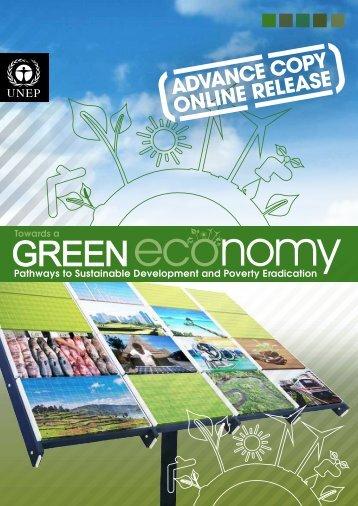 Download Green Economy Report - UNEP