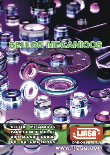 SELLOS MECANICOS AIRE ACONDICIONADO.pdf - Industria de ...