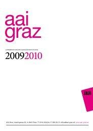 AAI Graz, Leechgasse 22, A-8010 Graz, T: 0316 324434, F: DW 59 ...
