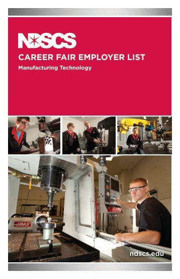 CAREER FAIR EMPLOYER LIST