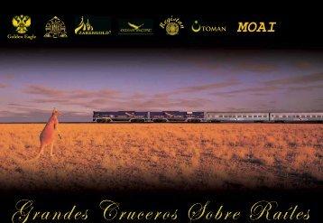 descripción del tren • servicios incluidos ... - Viatges Moai
