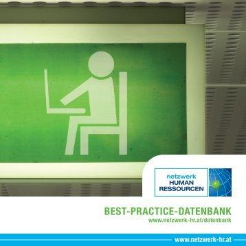 1. folder.indd - Netzwerk Humanressourcen