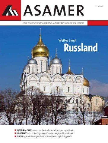 Russland - Asamer