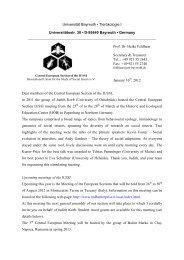 IUSSI circular 2012