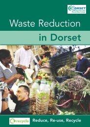 Waste reduction pamp - Dorsetforyou.com
