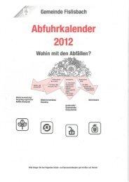 Abfuhrkalender - reuss24.ch