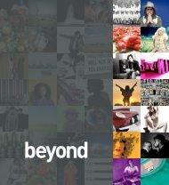 beyond media pack - Beyond Magazine