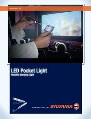 LED Pocket Light - Osram Sylvania