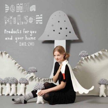 Catalogue - Donna Wilson