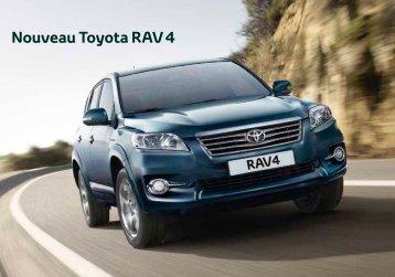 Nouveau Toyota RAV 4